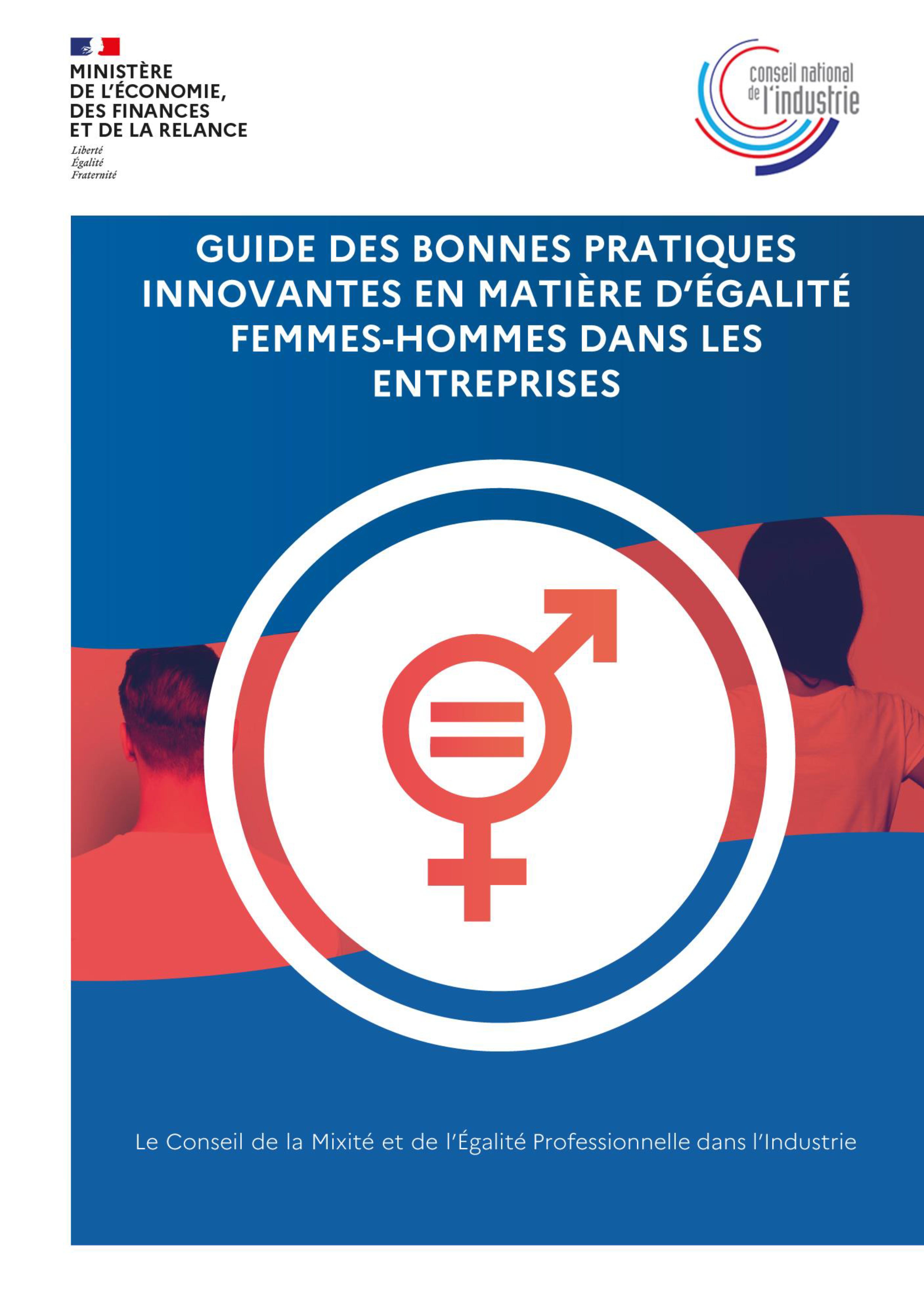 Guide des bonnes pratiques innovantes en matière d'égalité femmes/hommes dans les entreprises